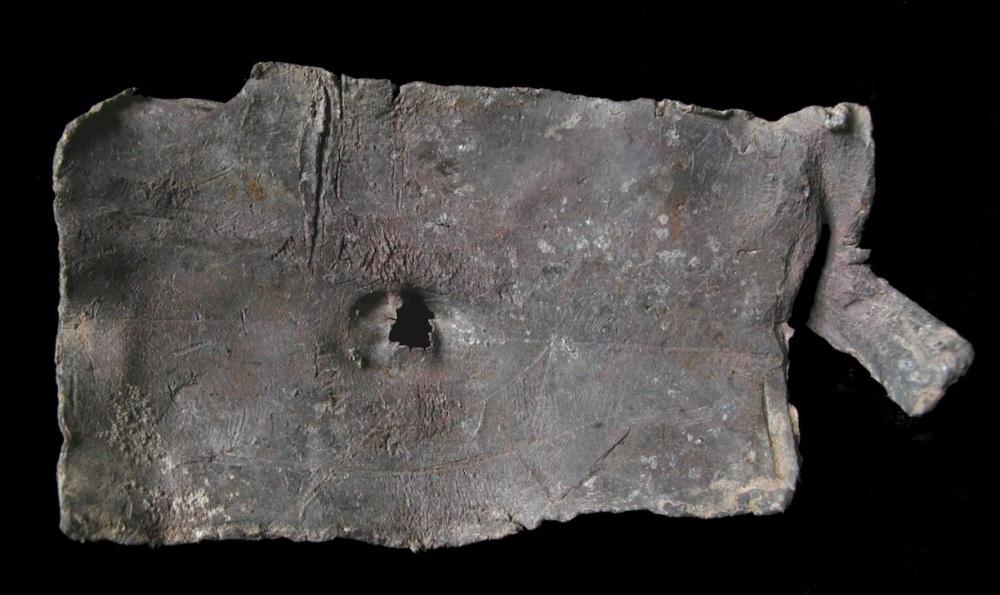 Roman Curse Tablet